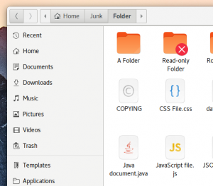 more suru filetype icons