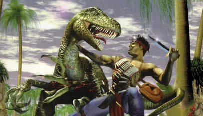 Turok Remaster is out now on Linux & macOS
