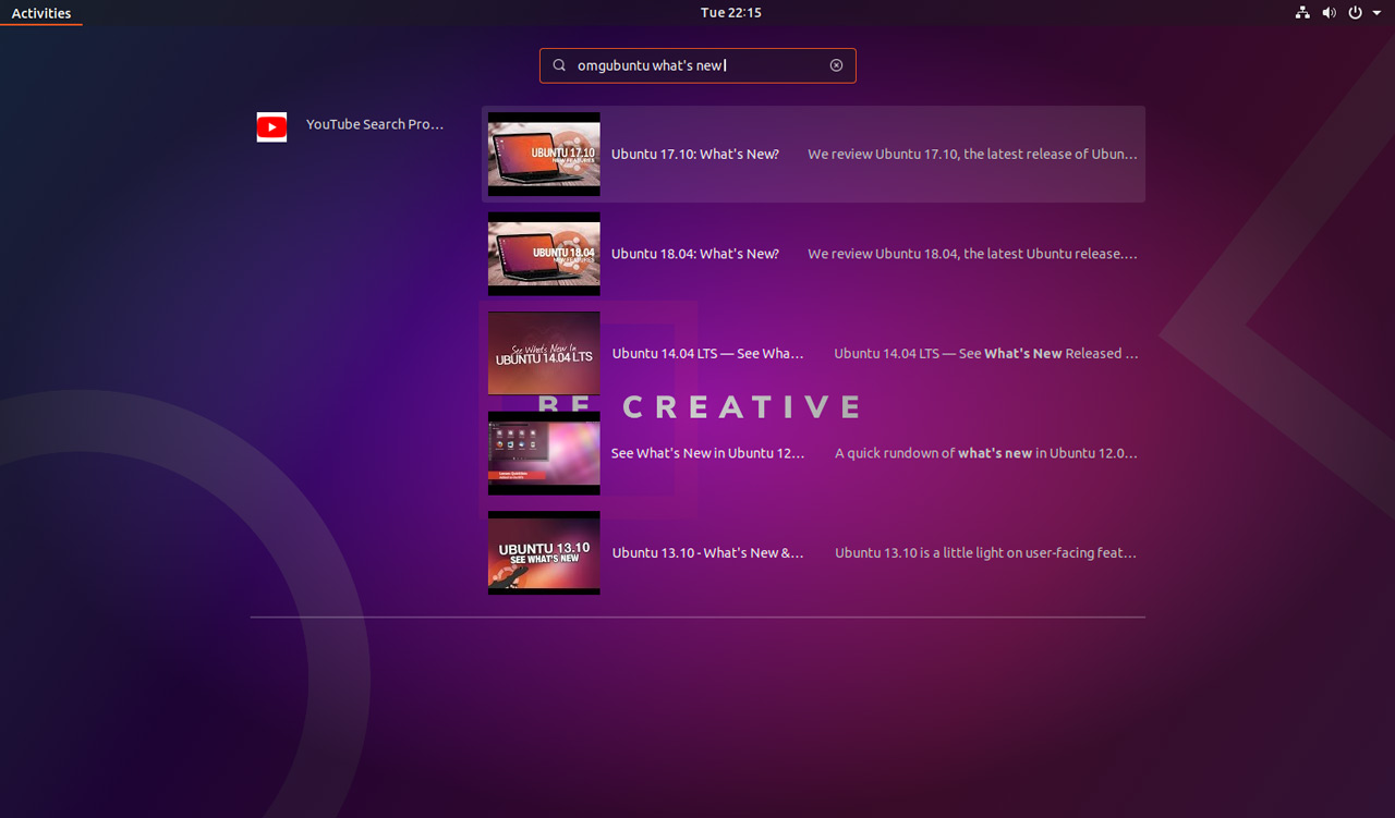 The Lazy Way to Search for YouTube Videos on Ubuntu - OMG! Ubuntu!