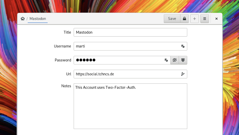 Password Safe is a KeePass-Compatible Password Manager for