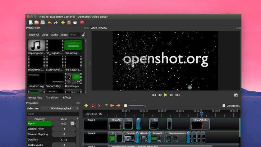 OpenShot's Latest Release is Billed as the 'Best Version Yet' – But