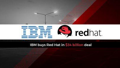 IBM buys Red Hat