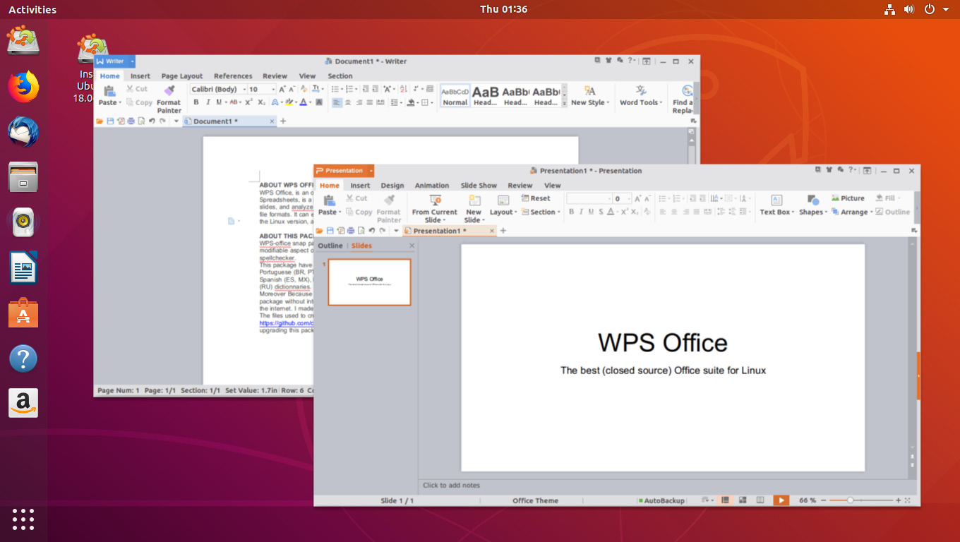 WPS Office for Linux Update Available to Download - OMG! Ubuntu!