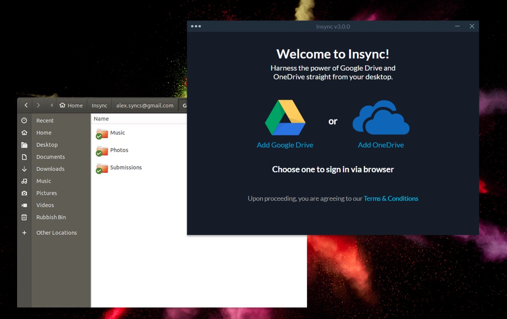 Use OneDrive on Linux with the Insync 3 Beta - OMG! Ubuntu!
