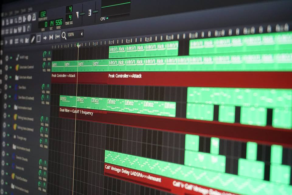 Open Source Music Creation Tool 'LMMS' Scores Its First Update in 4