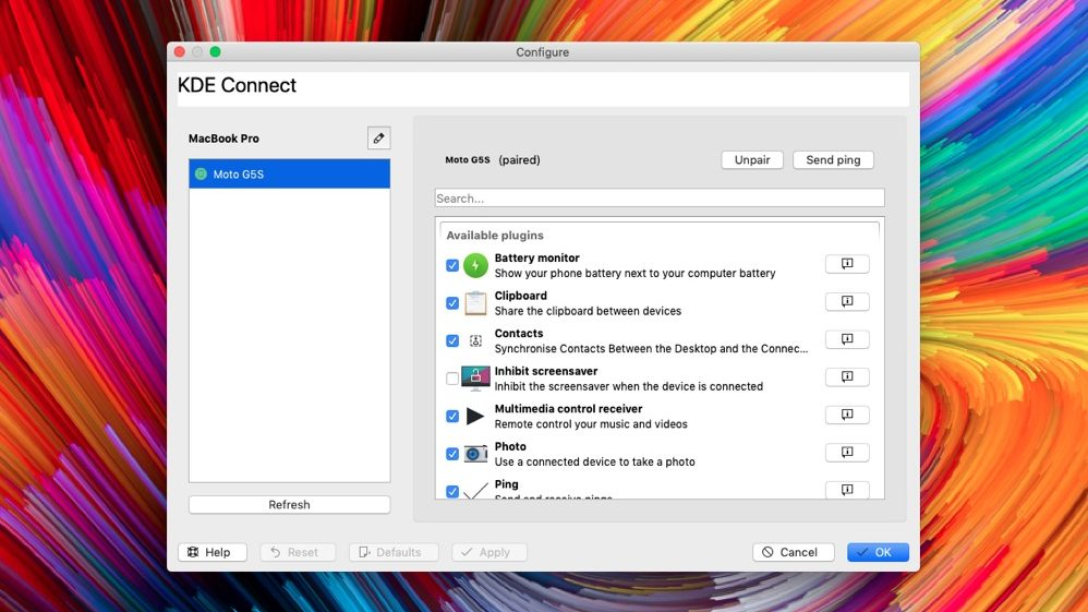 KDE Connect is Now Available for macOS (Updated) - OMG! Ubuntu!
