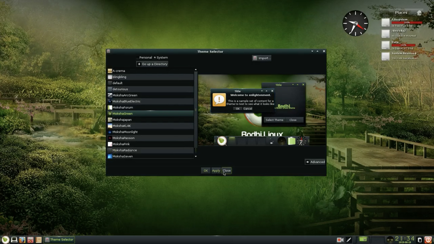 Bodhi Linux 5 1 0 Released Based On Latest Ubuntu Point Release Omg Ubuntu
